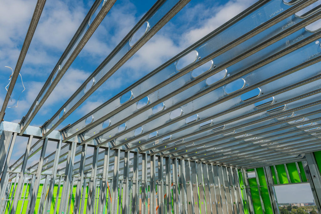 Why Cold Formed Steel Framing Is Growing In Popularity