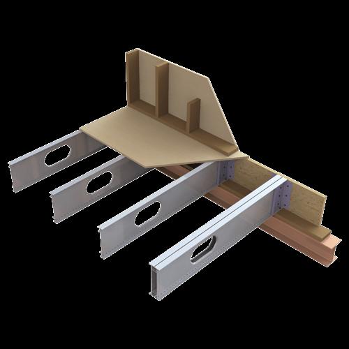 TotalJoist: The most accommodating joist for flooring