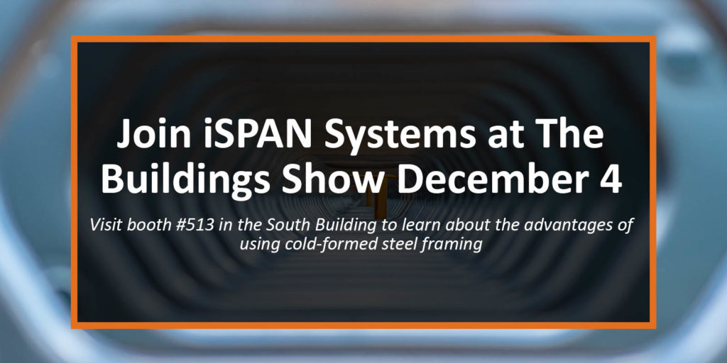 iSPAN Systems at The Building Show