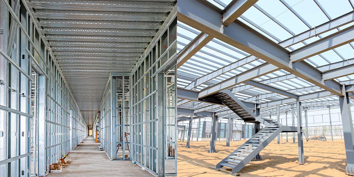 Cold-Formed Steel VS Structural Steel