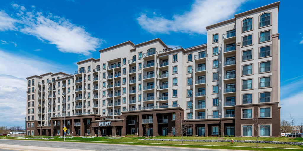 Mint Condos - ispan systems