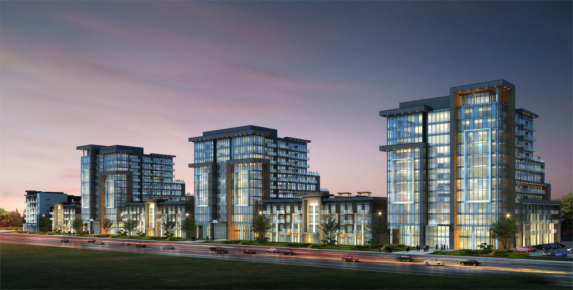 Trend Condos - Trend living - Waterdown, Ontario - iSPAN Systems