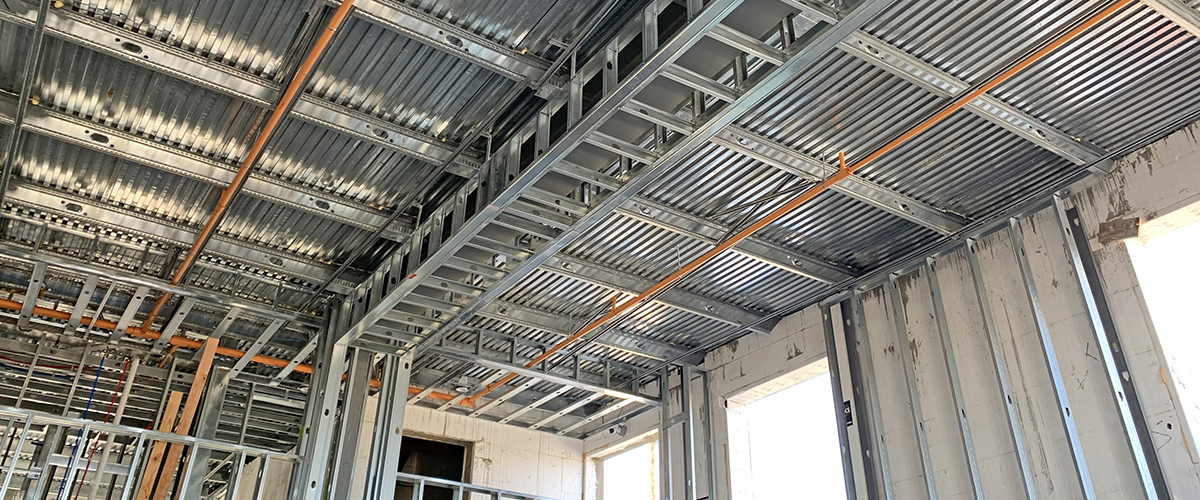 Construction Cost Comparison Highlights Advantages of Cold-Formed Steel over Wood - iSPAN Systems - image