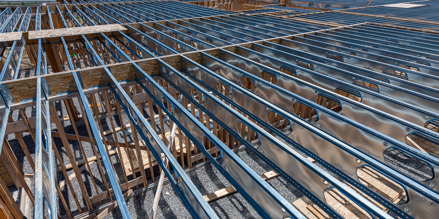 How to Choose the Right Floor Framing System - A Comparison Guide to North American's most popular floor joist options - iSPAN Systems - banner