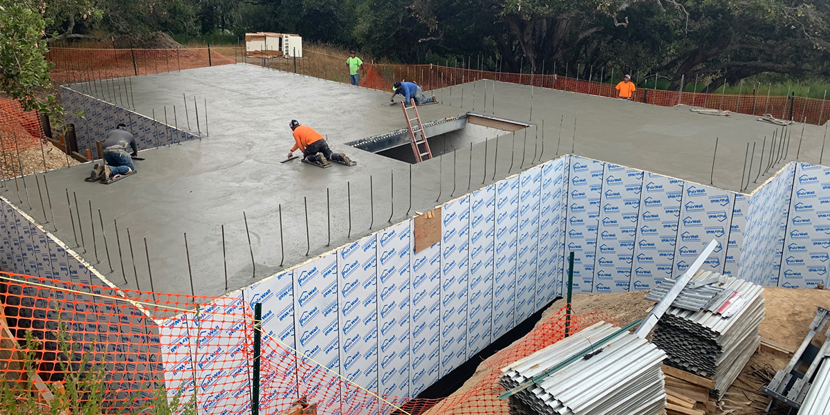 A Match Made in Oregon - Insulated Concrete Forms and a Concrete Flooring System - iSPAN Systems 3