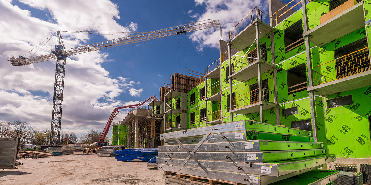 Steel-Frame Construction is Designed for the 'Space' Age - iSPAN Systems - Banner